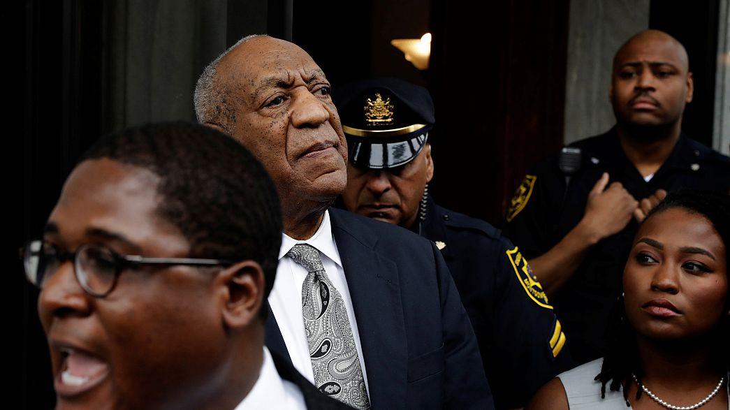 Bill Cosby: Giudice annulla processo per stupro, Procuratore ripresenterà accusa