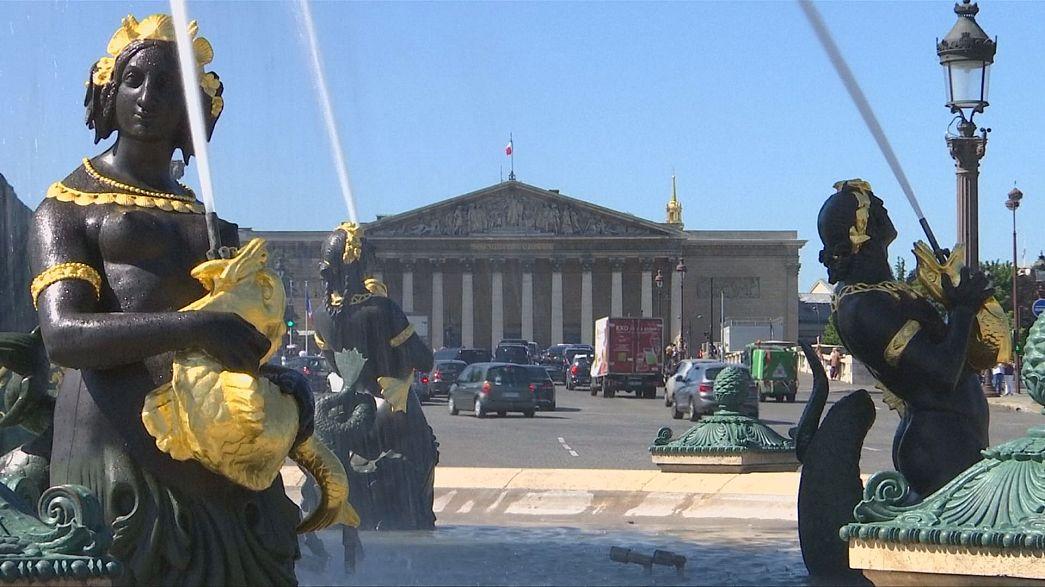 Ma meglesz az új nemzetgyűlés Franciaországban