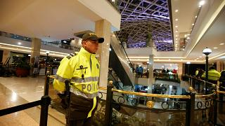 Kolumbien: Tödlicher Anschlag in Einkaufszentrum