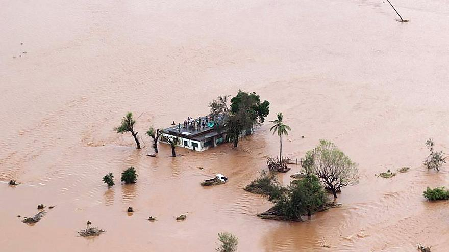 Image: MOZAMBIQUE-WEATHER-CYCLONE