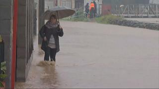 Deadly flooding swamps south-central Chile