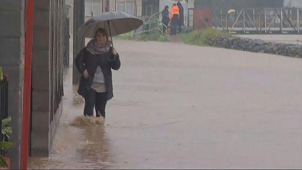Inondations mortelles au Chili