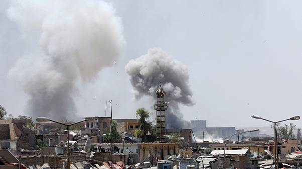 درگیریهای سنگین همزمان با عملیات جدید برای آزادسازی موصل