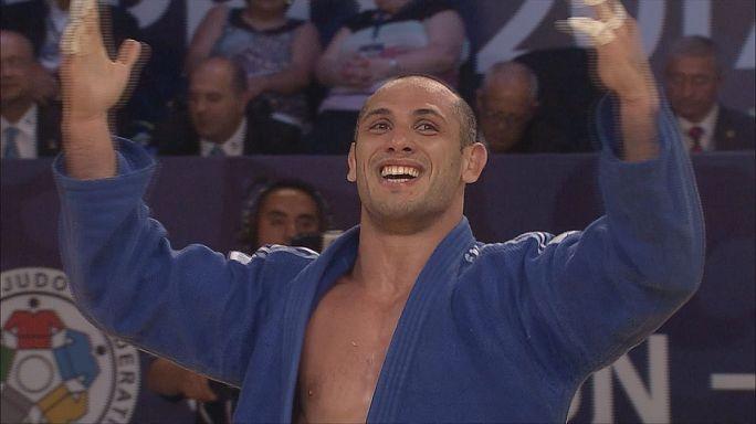 Judo : Lucenti marque les esprits