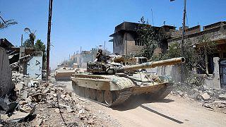 Битва за Мосул: финальное наступление