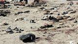 مصادر طبية تؤكد مقتل 25 شخصا في غارات جوية سعودية على سوق باليمن