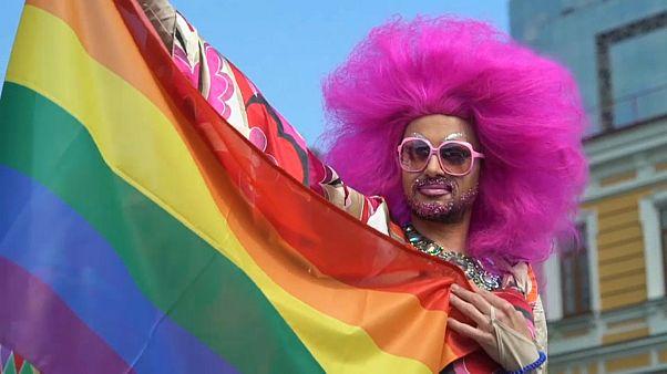 رژه دگرباشان جنسی در اوکراین