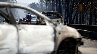 Portugália: hatvannál is többen haltak meg a tűzvészben