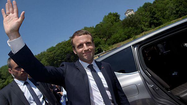 """""""En Marche"""", moteur de la nouvelle Assemblée nationale"""