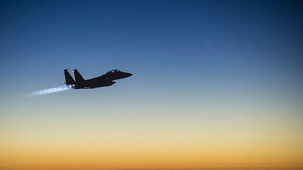 نیروهای ائتلاف جنگنده ارتش سوریه را سرنگون کردند