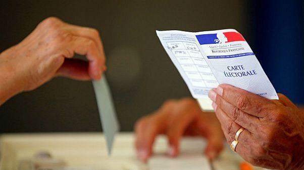 Los partidos de la oposición en la Asamblea francesa