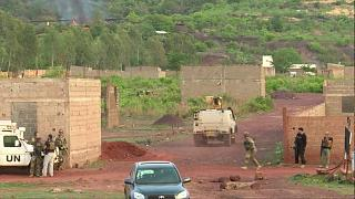 Terrorangriff auf Hotel in Mali