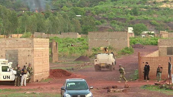 32 rehenes liberados en Mali tras un atentado en un hotel de lujo