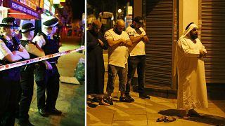 Londres: una furgoneta atropella a varias personas en Finsbury Park