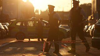 Нападение в Финсбери Парк: один убит, восемь ранены