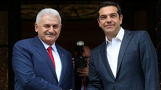 Τσίπρας σε Γιλντιρίμ: Απαραίτητο να σταματήσουν οι τουρκικές παραβιάσεις στο Αιγαίο