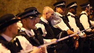 Один человек погиб в результате наезда фургона на группу мусульман в Лондоне