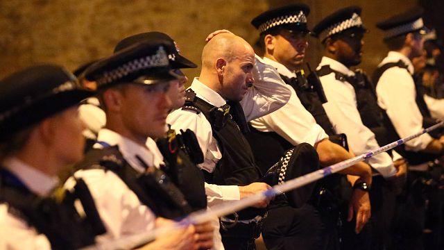 Londra'daki cami saldırısı: Polis terörizm soruşturması başlattı