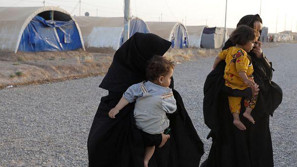 65,6 millones de desplazados en el mundo