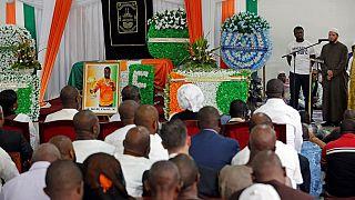 Côte d'Ivoire - Ultime hommage à Cheick Tioté