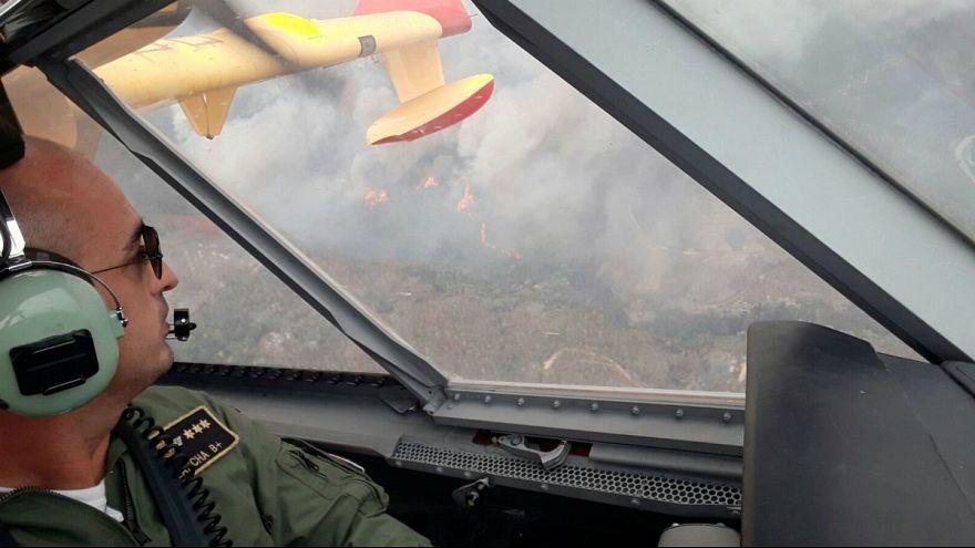 Incêndios em Portugal: 64 mortos e mais de 130 feridos