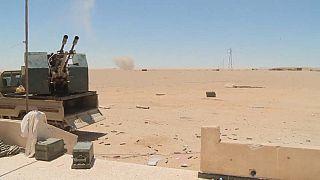 Szír gépet lőtt le a nemzetközi koalíció