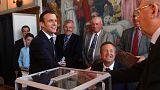Rekordok a francia választáson
