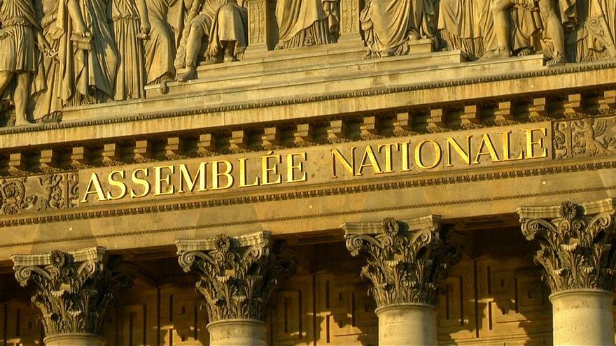 """Frankreich """"en marche"""""""