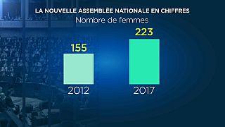 Fransa meclisi: Yaş ortalaması düştü, kadın vekil sayısı arttı