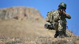 نظامیان ترکیه وارد قطر شدند