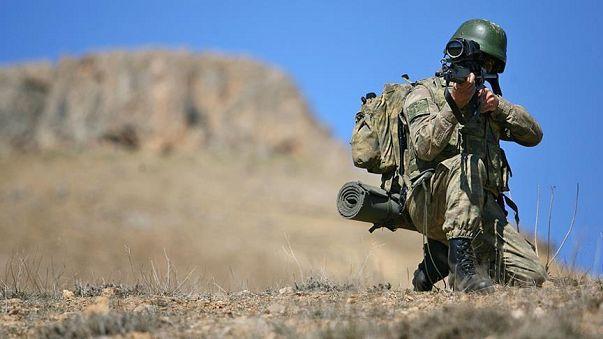 قوات تركية تجري تدريبات عسكرية مشتركة في قطر