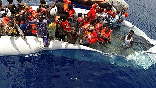 Sauvetage des migrants en Mer : déléguer la responsabilité à la Libye met des vies en danger - HRW