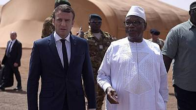 French president pledges full support for Mali after deadly resort attack
