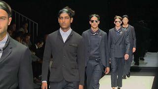 Un défilé en hommage à Gianni Versace