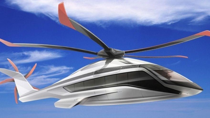 X6 il futuro elicottero di Airbus