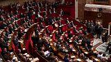 """França: A renovação """"em marcha"""" no parlamento"""
