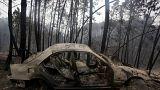Portekiz'deki yangın kontrol altına alınamadı