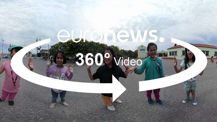 360 video: from camps to classrooms