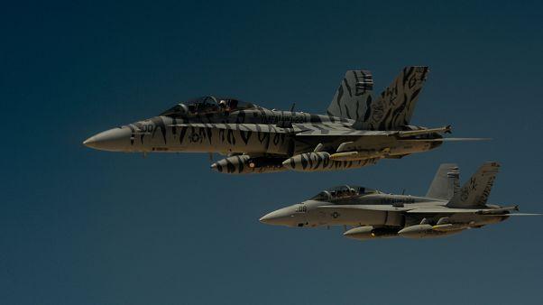 روسیه جنگندههای آمریکا را در سوریه تهدید کرد