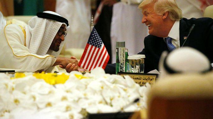 ABD'nin Ortadoğu'da rakip ülkelere olan silah satışı