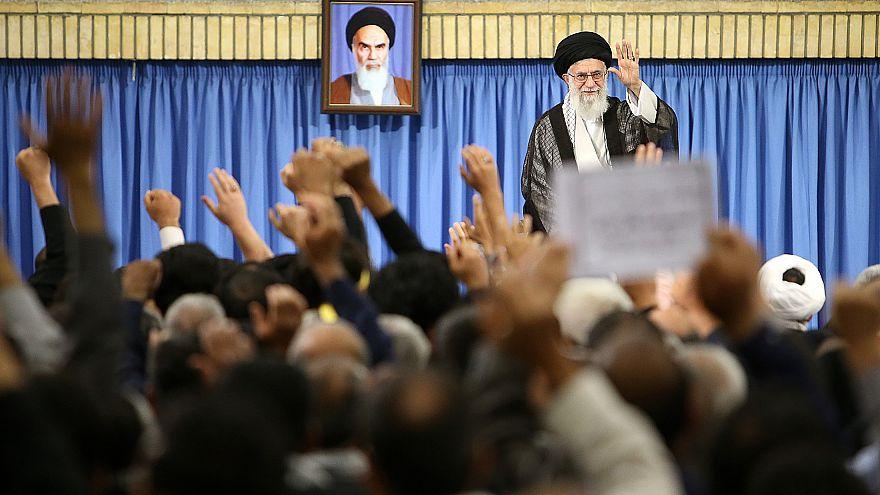 حمله شدید رهبر جمهوری اسلامی به رهبران آمریکا