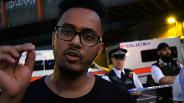 «مهاجم فریاد زد میخواهم همه مسلمانان را بکشم»