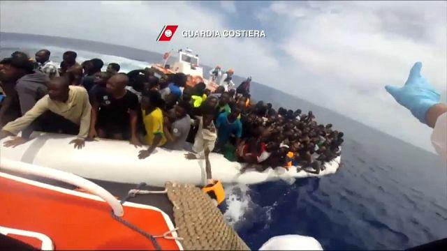 Migranti: nuovi arrivi in Italia