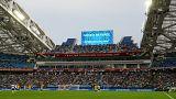 Fekete karszalaggal lép pályára a német válogatott