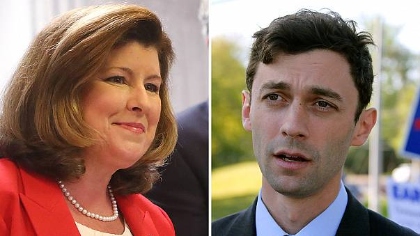 US voters have Georgia on their mind – a real danger for Trump