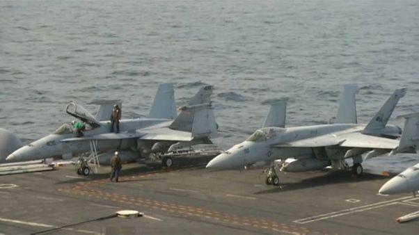 """Síria: Rússia diz que caças dos EUA podem ser """"considerados alvos"""""""