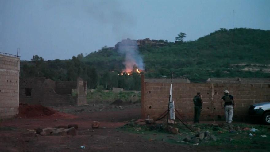 Mali: At least 5 dead after attack on Bakamo luxury resort