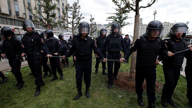 """""""Газовая камера"""" в Петербурге"""