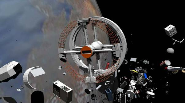جمع آوری زباله های فضایی؛ چالش جدید دانشمندان