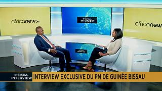 [Interview] Guinea-Bissau prime minister opens up on country's political situation